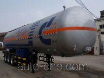 Jiancheng JC9401GYQTY liquefied gas tank trailer