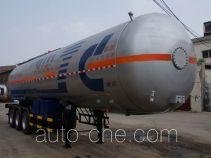Jiancheng JC9401GYQYD liquefied gas tank trailer