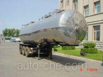 Jiancheng JC9401GYS semi-liquid bulk food trailer