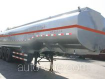 Jiancheng JC9402GHY chemical liquid tank trailer