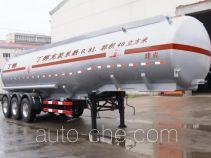 Jiancheng JC9403GHY chemical liquid tank trailer