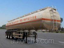 Jiancheng JC9408GYY aluminium oil tank trailer