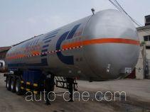 Jiancheng JC9409GYQQ liquefied gas tank trailer