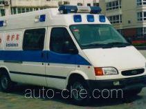 Shili JCC5030XJH ambulance