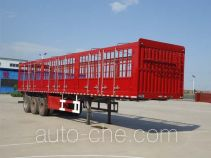 Jidong Julong JD9407CCY stake trailer