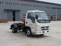 Jiudingfeng JDA5040ZXXBJ5 detachable body garbage truck