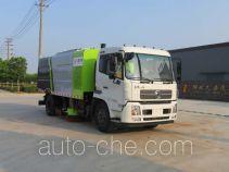 Jiudingfeng JDA5162TSLDF5 street sweeper truck