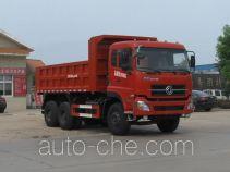 Jiangte JDF3250DFL dump truck