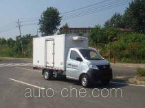 江特牌JDF5020XLCS5型冷藏车