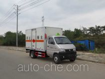 Jiangte JDF5030XRQE5 flammable gas transport van truck
