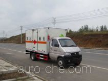 Jiangte JDF5030XRYE5 flammable liquid transport van truck