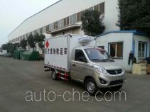 Jiangte JDF5030XYYBJ5 medical waste truck