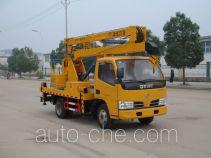 Jiangte JDF5041JGK12DFA4 aerial work platform truck