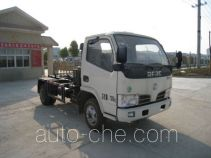 Jiangte JDF5041ZXXDFA4 detachable body garbage truck