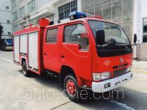 Jiangte JDF5050GXFSG10/X fire tank truck