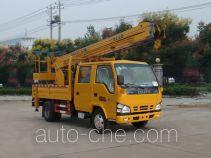 Jiangte JDF5050JGKQ4 aerial work platform truck