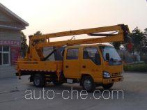 Jiangte JDF5051JGKQ4 aerial work platform truck