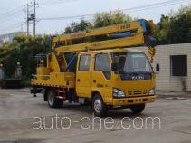 Jiangte JDF5060JGKQ4 aerial work platform truck