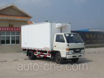 江特牌JDF5060XLCJ型冷藏车