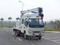 Jiangte JDF5061JGKJAC4 aerial work platform truck