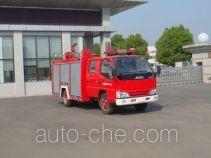 Jiangte JDF5064GXFSG20B fire tank truck