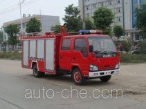 Jiangte JDF5070GXFSG20Q fire tank truck