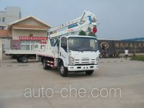 Jiangte JDF5070JGKQ4 aerial work platform truck