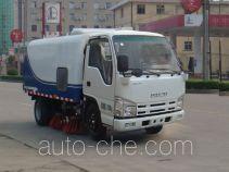 Jiangte JDF5070TSLQ41 street sweeper truck