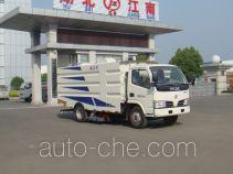 江特牌JDF5070TXCDFA4型吸尘车