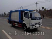 江特牌JDF5070ZYSE5型压缩式垃圾车