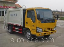 江特牌JDF5070ZYSQ4型压缩式垃圾车