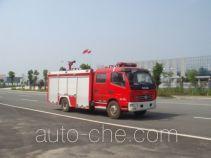 Jiangte JDF5080GXFSG30/A fire tank truck