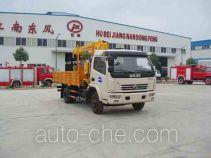 Jiangte JDF5080JSQ truck mounted loader crane