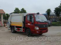 江特牌JDF5080ZYSB4型压缩式垃圾车