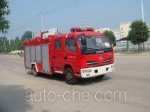 Jiangte JDF5081GXFSG25 fire tank truck