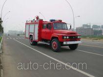 Jiangte JDF5090GXFSG33E fire tank truck