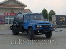 江特牌JDF5100GXWK型吸污车
