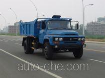 江特牌JDF5100ZLJ型密封式垃圾车