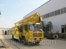 Jiangte JDF5111JGKDFL4 aerial work platform truck