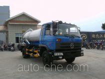 江特牌JDF5120GXWK型吸污车