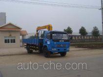Jiangte JDF5130JSQ truck mounted loader crane