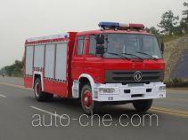 Jiangte JDF5150GXFSG60E fire tank truck
