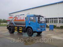 江特牌JDF5160GXW型吸污车