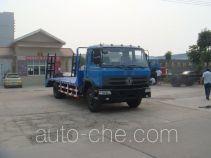 Jiangte JDF5160TPBE flatbed truck