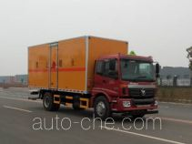 Jiangte JDF5160XRQBJ4 flammable gas transport van truck