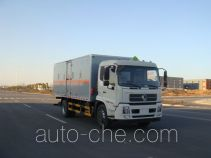 Jiangte JDF5160XRQDFL4 flammable gas transport van truck