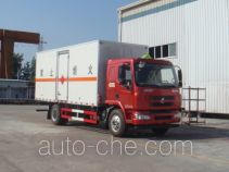 Jiangte JDF5160XRYLZ5 flammable liquid transport van truck