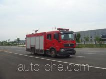 Jiangte JDF5163GXFPM50 foam fire engine