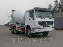 Jiangte JDF5250GJBZ concrete mixer truck