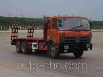 Jiangte JDF5250TPBH flatbed truck